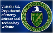Visit the US. Department of Energy Science and Technology Website